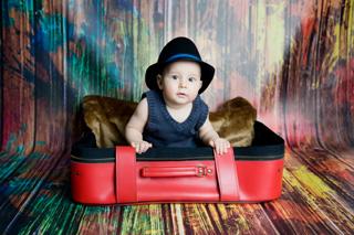 fotografia studyjna dziecięca