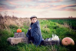 zdjęcia plenerowe dla dzieci