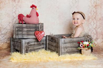 fotografia dziecięca na roczek