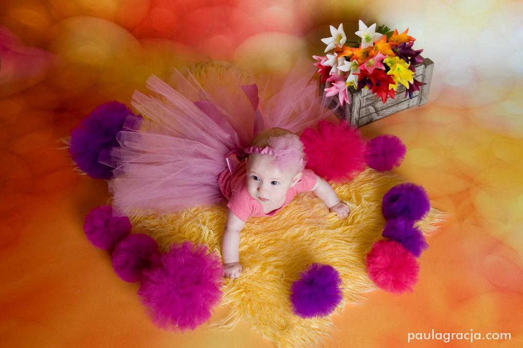 sesje niemowląt